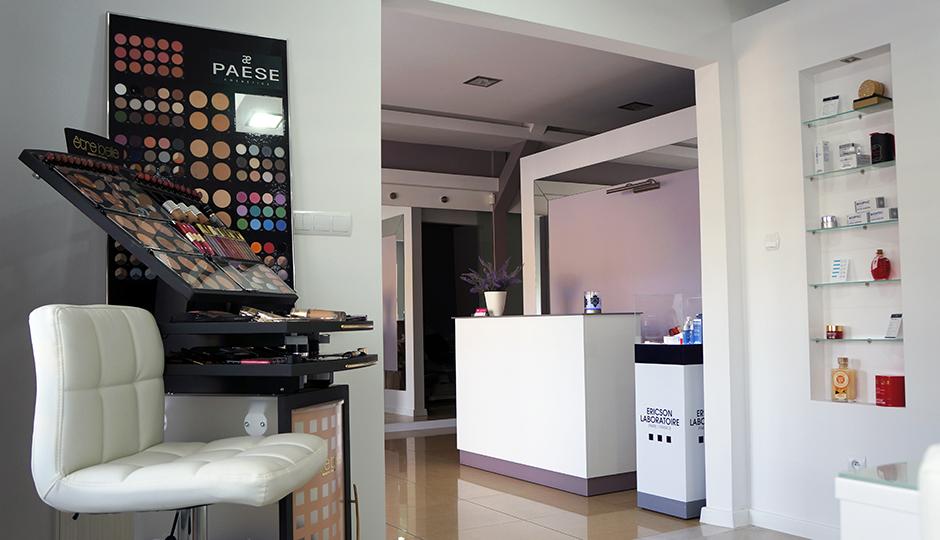 Salon kosmetyczny cennik